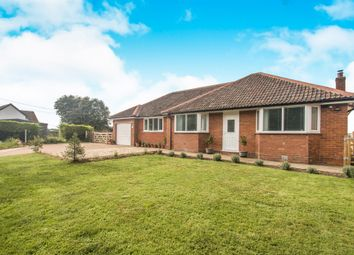 Thumbnail 3 bed detached bungalow for sale in Blackdown View, Henlade, Taunton