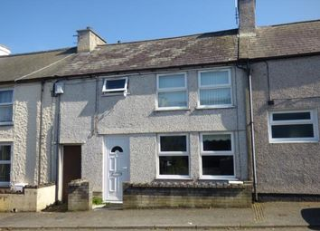 Thumbnail 2 bedroom terraced house for sale in Pentrefelin, Amlwch, Isle Of Anglesey, Anglesey
