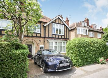 Thumbnail 3 bed flat for sale in Clarence Road, Harpenden