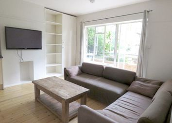 Thumbnail 4 bed flat to rent in Lane Court, Bolingbroke Grove, London
