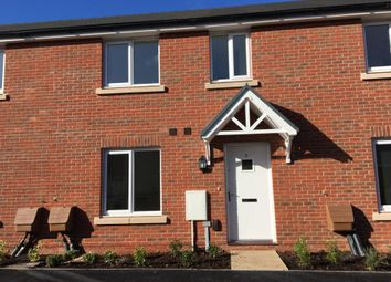 Thumbnail 3 bed terraced house for sale in Stone Barton, Cranbrook, Devon
