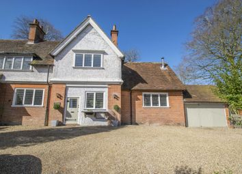 Thumbnail 5 bed semi-detached house for sale in Hill House Cottages, Streatley, Reading