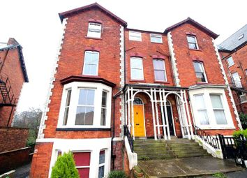 Thumbnail 2 bedroom flat for sale in Grosvenor Road, Scarborough