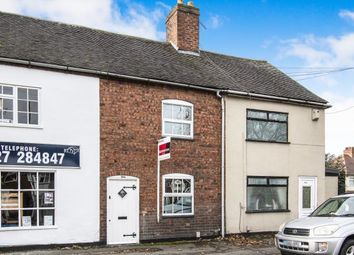 Thumbnail 1 bed terraced house for sale in Wilnecote Lane, Tamworth, Staffordshire, West Midlands