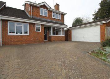 Thumbnail 4 bed detached house for sale in Rossmore Gardens, Aldershot