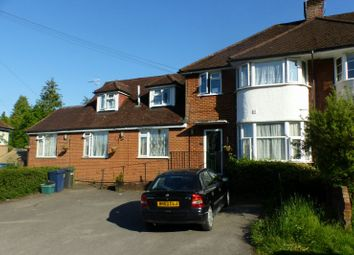 Thumbnail 9 bed semi-detached house for sale in Hmo, Keep Hill Drive, High Wycombe