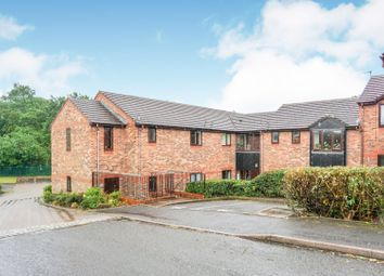 Thumbnail 1 bed flat for sale in Woottons Court, Cannock