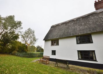 Thumbnail 3 bedroom cottage to rent in Main Road, Yoxford, Saxmundham