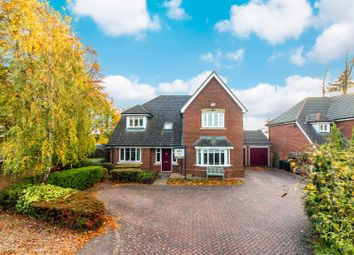 Thumbnail 5 bed detached house for sale in Lime Close, Chartham, Canterbury