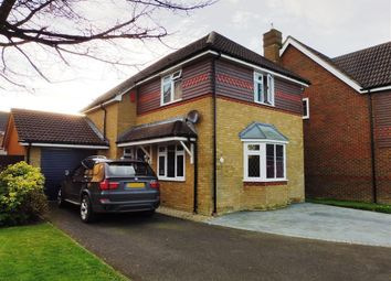 Thumbnail 3 bed property to rent in Roman Way, Kingsnorth, Ashford