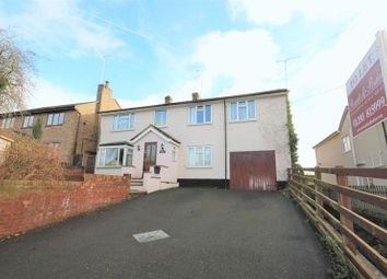 Thumbnail 4 bed detached house to rent in Bridge Street, Thornborough, Buckingham
