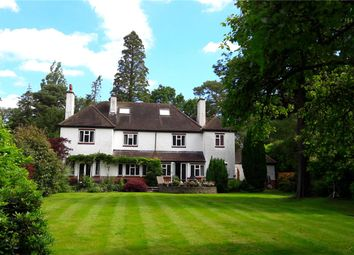 Thumbnail 5 bed detached house for sale in Park Road, Stoke Poges, Buckinghamshire