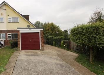 Thumbnail 2 bed property for sale in Hillcrest Road, Horndon-On-The-Hill, Stanford-Le-Hope