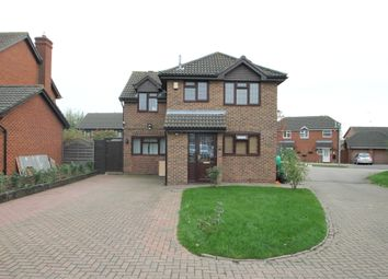 Thumbnail 3 bed detached house to rent in Antelope Avenue, Grays, Essex, England