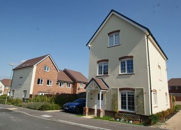 Thumbnail 3 bed detached house to rent in Fuller Way, Andover
