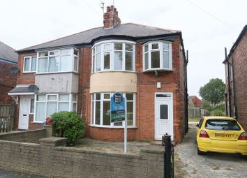 Thumbnail 3 bedroom semi-detached house for sale in Newlands Centre, Inglemire Lane, Hull