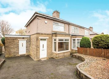 Thumbnail 2 bed semi-detached house for sale in Court Lane, Halifax