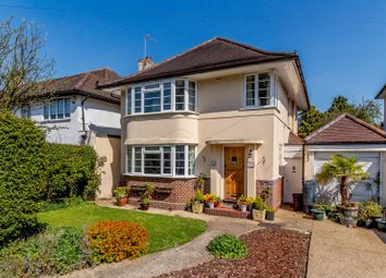 Thumbnail 3 bedroom detached house for sale in Derwent Avenue, London