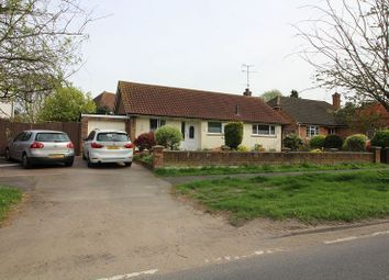 Thumbnail 3 bed detached bungalow for sale in Beehive Lane, Chelmsford, Essex