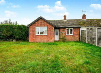 Thumbnail 2 bedroom semi-detached bungalow for sale in Dunns Lane, North Creake, Fakenham