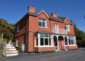 Thumbnail 4 bed detached house to rent in Saunton, Braunton