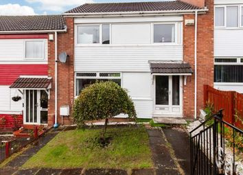 Thumbnail 3 bed terraced house for sale in Glenapp Avenue, Paisley, Renfrewshire, .
