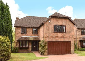 Thumbnail 5 bed detached house for sale in Lych Gate Close, Sandhurst, Berkshire