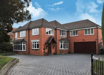 Thumbnail 6 bed detached house for sale in Stourbridge Road, Catshill, Bromsgrove