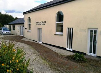 Office to let in The Old Chapel, Greenbottom, Chacewater, Truro TR4