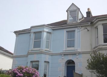 Thumbnail 2 bed maisonette for sale in Falmouth, Cornwall