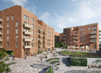 Thumbnail 1 bed flat for sale in Henry Darlot Drive Millbrook Park, Mill Hill East, London