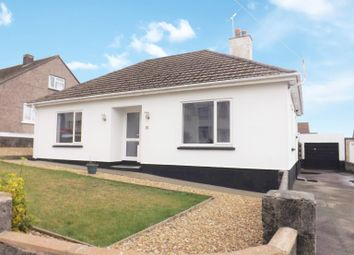 Thumbnail 3 bed detached bungalow for sale in Menear Road, Boscoppa, St. Austell