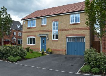 Thumbnail 4 bed detached house to rent in Thorne Crescent, Manchester