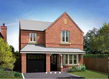 Thumbnail 4 bed detached house for sale in Bridgewater Park, Winnington Lane, Northwich, Cheshire