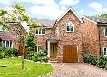 Thumbnail 4 bed detached house for sale in Amersham Road, Hazlemere, High Wycombe, Buckinghamshire