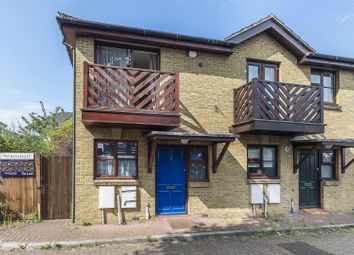 Thumbnail 2 bed terraced house to rent in Alander Mews, Walthamstow, London