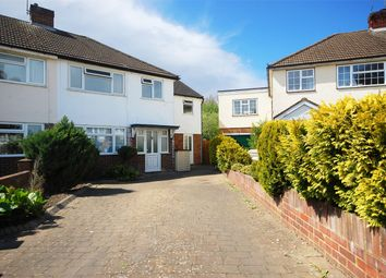 Thumbnail 5 bedroom semi-detached house to rent in Cleves Way, Hampton