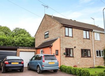 Thumbnail 3 bed semi-detached house for sale in De Vigier Avenue, Saffron Walden, Essex