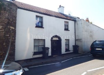 Thumbnail 2 bed end terrace house to rent in High Street, Caerleon, South Wales.