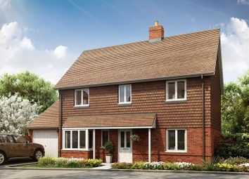 Thumbnail 4 bed detached house for sale in Rattle Road, Stone Cross, East Sussex