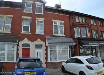 Thumbnail 1 bed flat to rent in Rossall Rd, Cleveleys