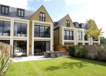 Thumbnail 6 bed terraced house for sale in Montem Terrace, Montem Square, Wimbledon, London