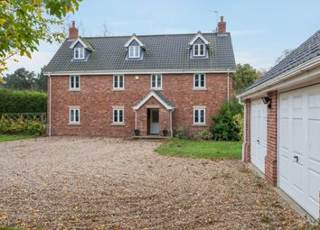 Thumbnail 7 bed detached house for sale in Watts Naval, North Elmham, Dereham