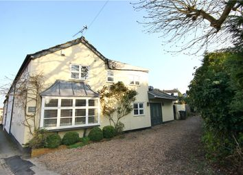 Thumbnail 4 bed end terrace house for sale in Middle Hill, Englefield Green, Surrey