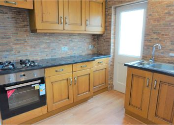 Thumbnail 3 bedroom terraced house to rent in Chichester Road, Edmonton