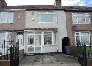 Thumbnail 3 bedroom terraced house for sale in Haydn Road, Dovecot, Liverpool