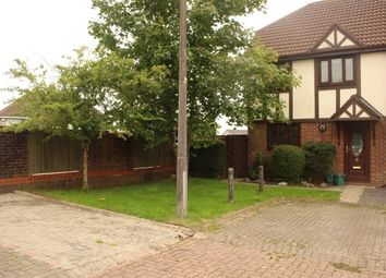 Thumbnail 3 bed end terrace house to rent in Cranfield Court, Ravenhill, Swansea