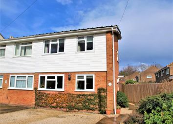 Thumbnail 3 bed semi-detached house for sale in Ridley Road, Shortlands, Bromley