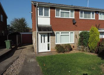 Thumbnail 3 bed semi-detached house to rent in Deepdales, Wildwood, Stafford, Staffordshire