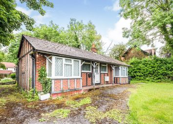 Thumbnail 2 bed detached bungalow for sale in Little Ann Road, Little Ann, Andover